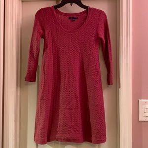 American eagle size XS sweater material tunic
